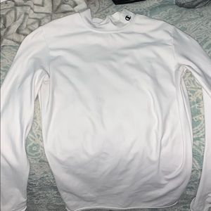 Champion Other - White Champion turtle neck